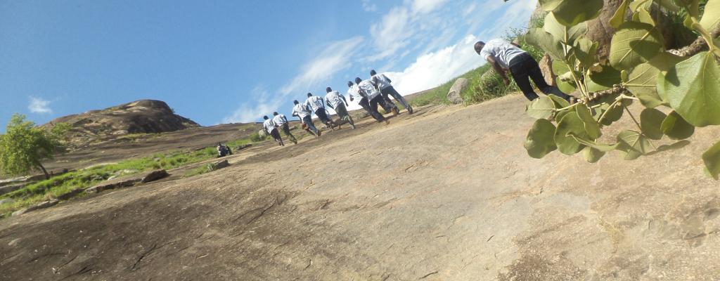 Kagulu Hill Climbing Challenge